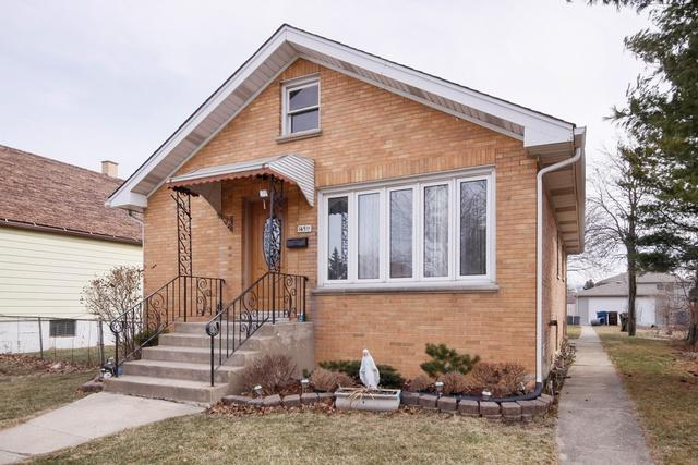 14511 S Palmer Avenue, Posen, IL 60469 (MLS #09860294) :: Domain Realty