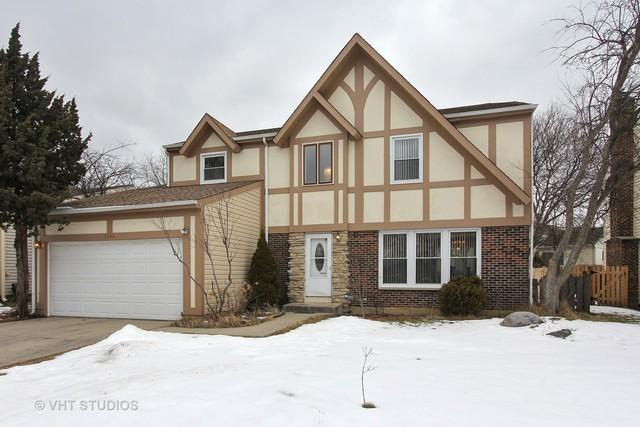 1104 Devonshire Road, Buffalo Grove, IL 60089 (MLS #09861416) :: The Jacobs Group