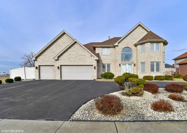 20584 Tyler Drive, Lynwood, IL 60411 (MLS #09861514) :: Littlefield Group