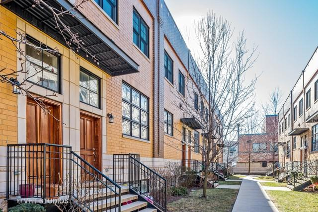 2060 N Stave Street #3, Chicago, IL 60647 (MLS #09861546) :: Domain Realty