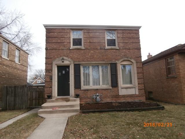 3321 S 58th Avenue, Cicero, IL 60804 (MLS #09861660) :: The Dena Furlow Team - Keller Williams Realty