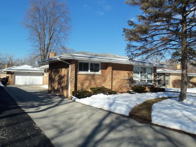 1122 Hickory Road, Homewood, IL 60430 (MLS #09861822) :: The Wexler Group at Keller Williams Preferred Realty