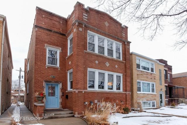 5018 N Mango Avenue, Chicago, IL 60630 (MLS #09862473) :: Lewke Partners