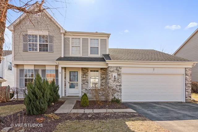 281 Bingham Circle, Mundelein, IL 60060 (MLS #09862488) :: Lewke Partners