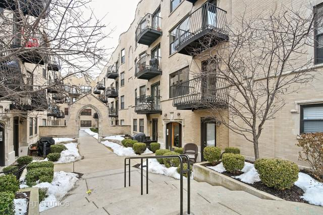 4444 N Damen Avenue 1W, Chicago, IL 60625 (MLS #09863128) :: The Dena Furlow Team - Keller Williams Realty