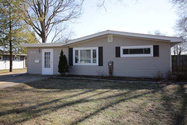 322 Harmony Drive, North Aurora, IL 60542 (MLS #09863351) :: The Jacobs Group