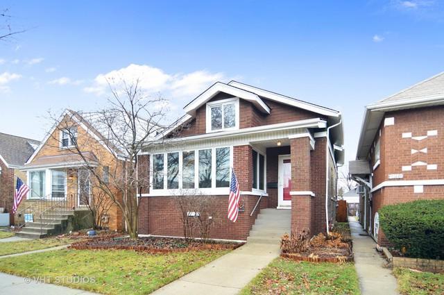 5116 N Menard Avenue, Chicago, IL 60630 (MLS #09863830) :: Lewke Partners