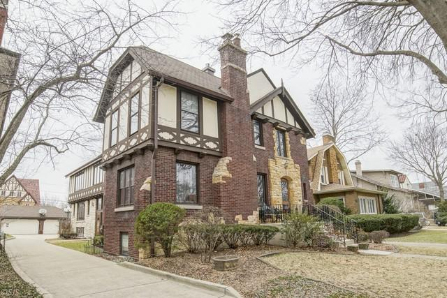 906 Jackson Avenue, River Forest, IL 60305 (MLS #09864257) :: The Dena Furlow Team - Keller Williams Realty