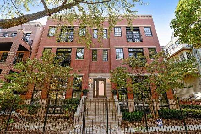 1425 W Roscoe Street 3W, Chicago, IL 60657 (MLS #09864261) :: Lewke Partners