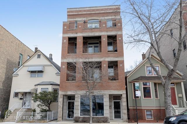 4051 N Damen Avenue #4, Chicago, IL 60618 (MLS #09864783) :: Lewke Partners