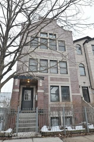 1136 N Mozart Street #3, Chicago, IL 60622 (MLS #09864921) :: The Dena Furlow Team - Keller Williams Realty