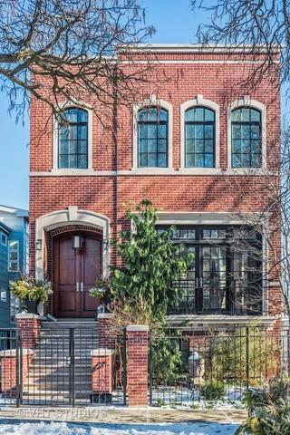 3531 N Hamilton Avenue, Chicago, IL 60618 (MLS #09865150) :: Lewke Partners