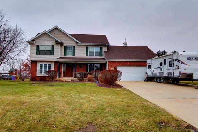 24842 S Walnut Street, Elwood, IL 60421 (MLS #09865321) :: Domain Realty