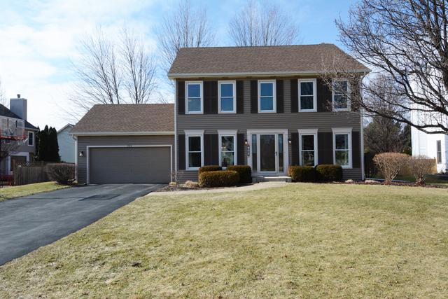 744 Lindsay Circle, North Aurora, IL 60542 (MLS #09866024) :: The Jacobs Group