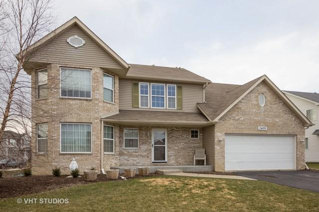 3409 Grass Lake Drive, Joliet, IL 60435 (MLS #09867051) :: The Jacobs Group