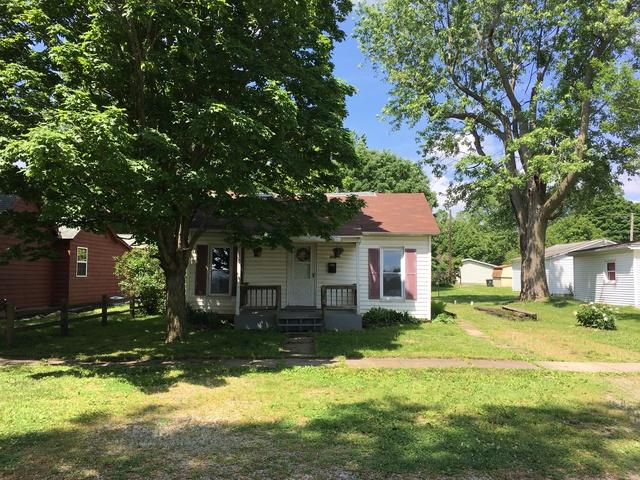 208 S West Street, HOMER, IL 61849 (MLS #09872747) :: Littlefield Group