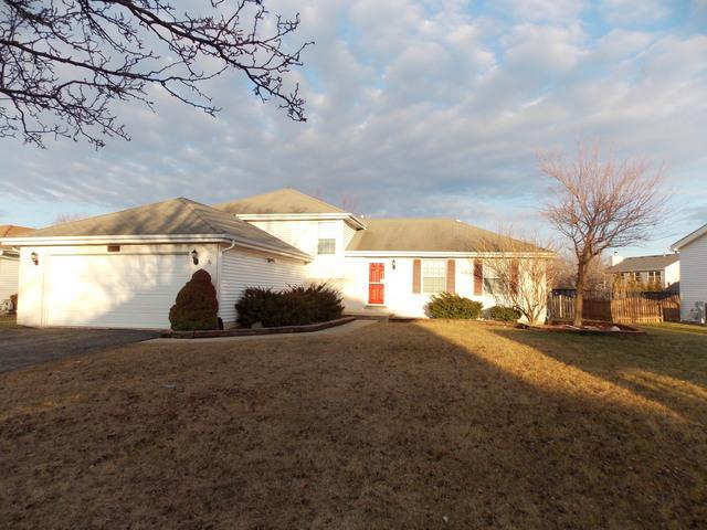 1800 Larkspur Drive, Plainfield, IL 60586 (MLS #09873952) :: Lewke Partners
