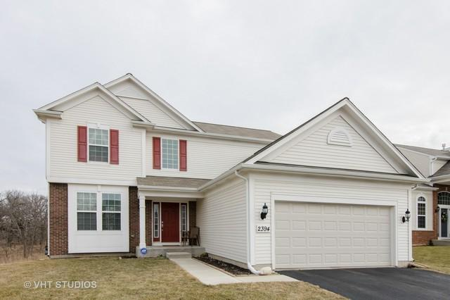 2394 Woodside Drive, Carpentersville, IL 60110 (MLS #09876395) :: Littlefield Group