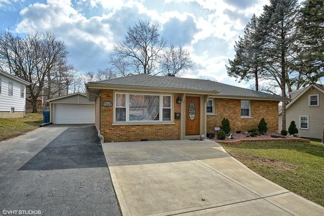 7247 W 112th Place, Worth, IL 60482 (MLS #09876560) :: The Jacobs Group