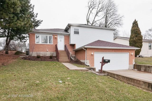 491 Colford Avenue, West Chicago, IL 60185 (MLS #09878547) :: The Jacobs Group
