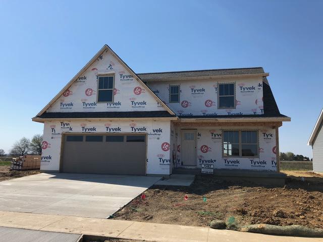 1703 E Horizon Lane, Urbana, IL 61802 (MLS #09878889) :: Ryan Dallas Real Estate