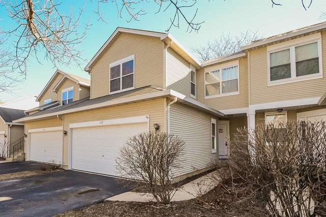 137 Lilac Lane #137, North Aurora, IL 60542 (MLS #09878906) :: The Jacobs Group