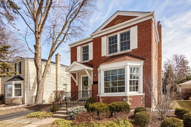 9 S Ridge Avenue, Arlington Heights, IL 60005 (MLS #09879563) :: The Jacobs Group