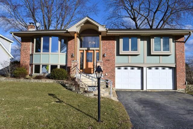 3705 Winston Drive, Hoffman Estates, IL 60192 (MLS #09879924) :: The Jacobs Group