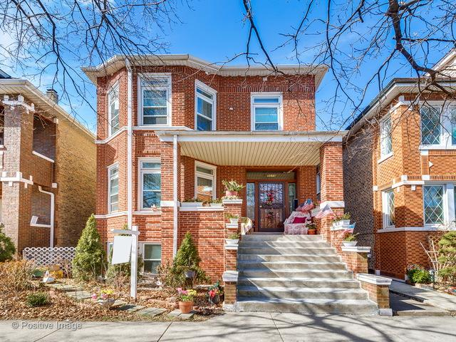 5010 S Kedvale Avenue, Chicago, IL 60632 (MLS #09880139) :: The Jacobs Group