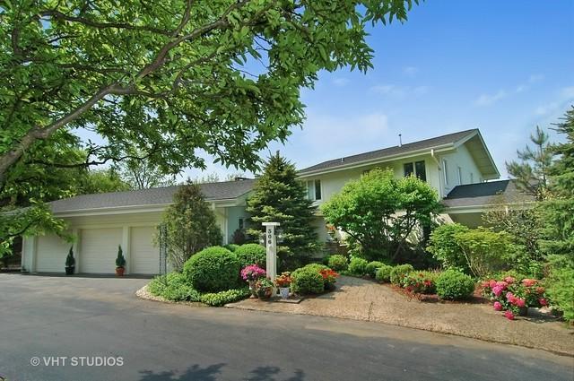 306 Ridge Road, Barrington Hills, IL 60010 (MLS #09881553) :: The Jacobs Group