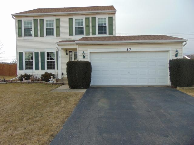 27 Kingsport Court, South Elgin, IL 60177 (MLS #09882006) :: The Jacobs Group