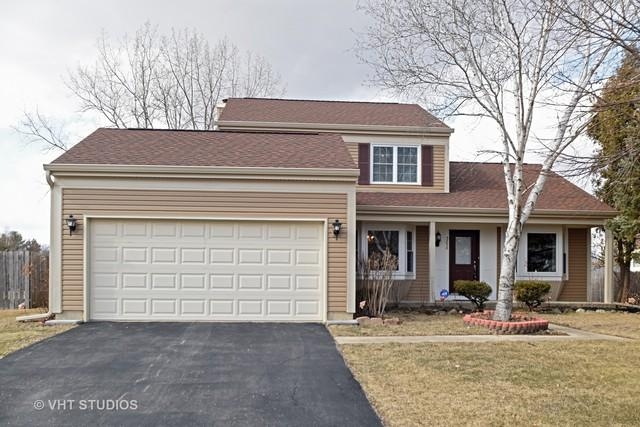 5250 Red Pine Avenue, Gurnee, IL 60031 (MLS #09882544) :: The Jacobs Group