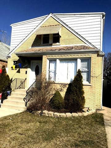 4138 W 59th Street, Chicago, IL 60629 (MLS #09883680) :: The Jacobs Group