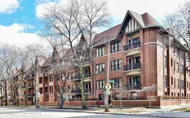 1629 E Hyde Park Boulevard #3, Chicago, IL 60615 (MLS #09884046) :: The Jacobs Group