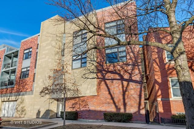 3727 N Wolcott Avenue #1, Chicago, IL 60613 (MLS #09884224) :: Touchstone Group