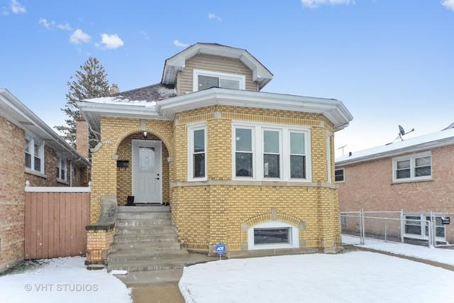 3137 N New England Avenue, Chicago, IL 60634 (MLS #09884324) :: Littlefield Group
