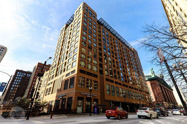 520 S State Street #813, Chicago, IL 60605 (MLS #09885211) :: The Jacobs Group