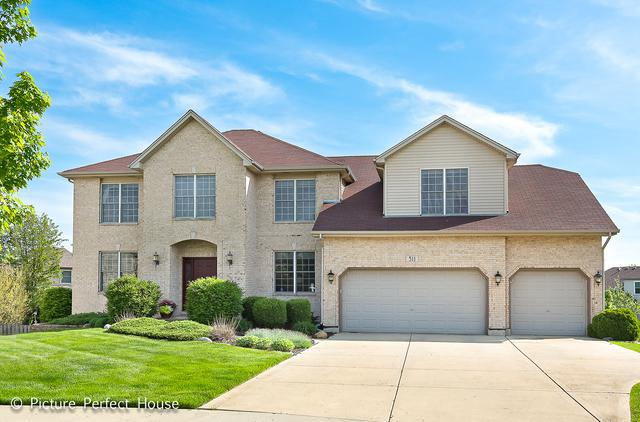 511 Crystal Court, Oswego, IL 60543 (MLS #09885328) :: Lewke Partners