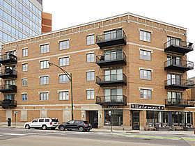544 N Milwaukee Avenue #404, Chicago, IL 60642 (MLS #09885371) :: Berkshire Hathaway Koenig Rubloff - Carroll Real Estate Group