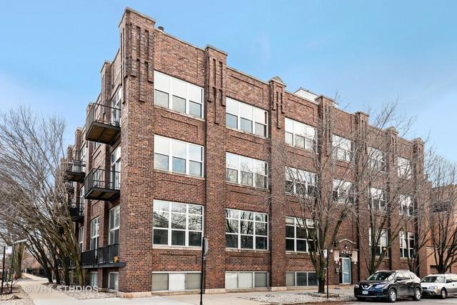 2201 W Wabansia Avenue #14, Chicago, IL 60647 (MLS #09885752) :: Berkshire Hathaway Koenig Rubloff - Carroll Real Estate Group