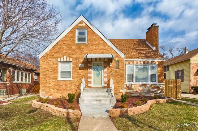 10549 S Wallace Street, Chicago, IL 60628 (MLS #09886365) :: The Jacobs Group