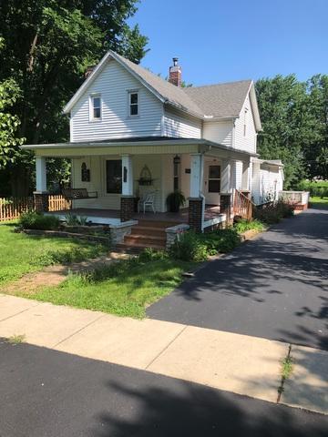 206 E Madison Street, PHILO, IL 61864 (MLS #09886446) :: Littlefield Group