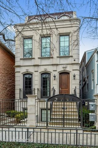2738 N Greenview Avenue, Chicago, IL 60614 (MLS #09886509) :: The Jacobs Group