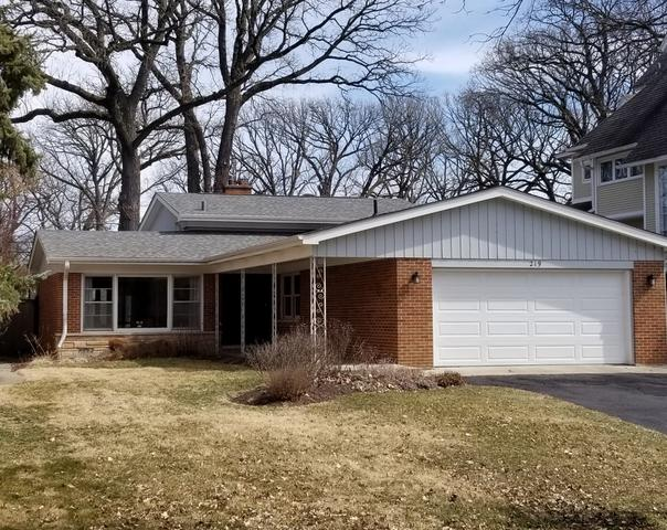 219 Gale Avenue, River Forest, IL 60305 (MLS #09886685) :: Domain Realty