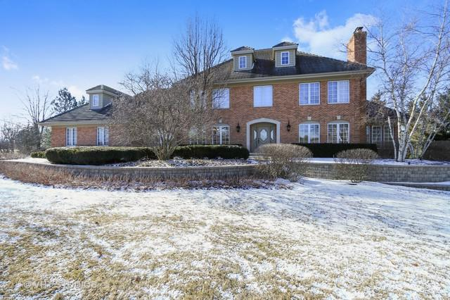 203 Peregrine Lane, Hawthorn Woods, IL 60047 (MLS #09886762) :: The Schwabe Group