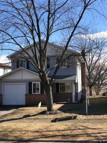 543 Old Stone Road, Bolingbrook, IL 60440 (MLS #09886888) :: The Jacobs Group