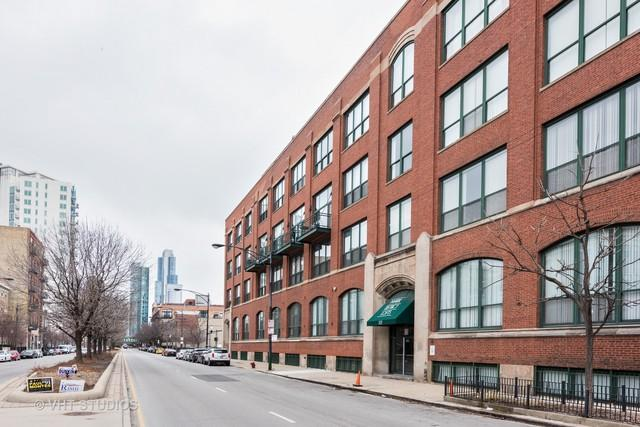 1727 S Indiana Avenue #322, Chicago, IL 60616 (MLS #09886933) :: Touchstone Group