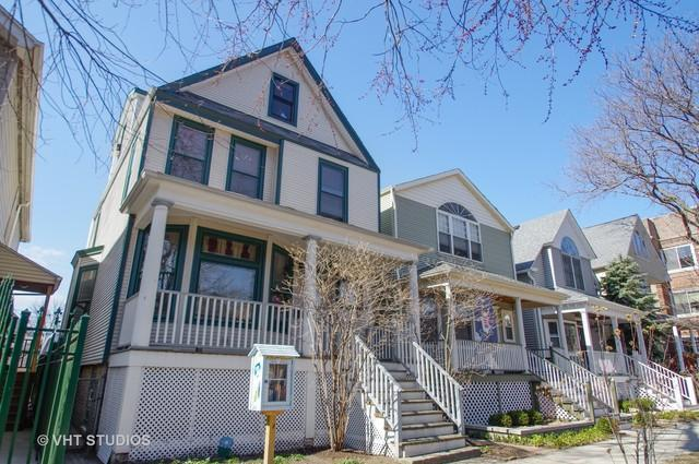 4832 N Bell Avenue, Chicago, IL 60625 (MLS #09887081) :: The Jacobs Group