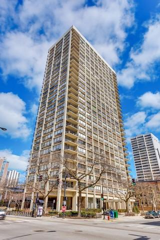 88 W Schiller Street 2606L, Chicago, IL 60610 (MLS #09887088) :: The Jacobs Group