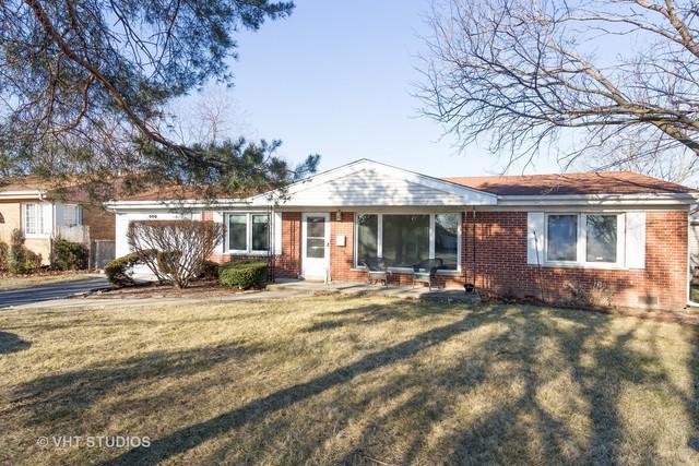 900 S Stratford Avenue, Elmhurst, IL 60126 (MLS #09887694) :: The Jacobs Group